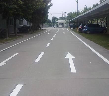 道路划线系列